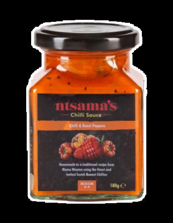 Ntsama Chilli Oils And Sauces