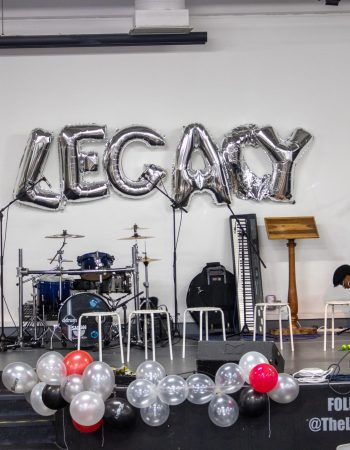 Legacy Centre of Excellence